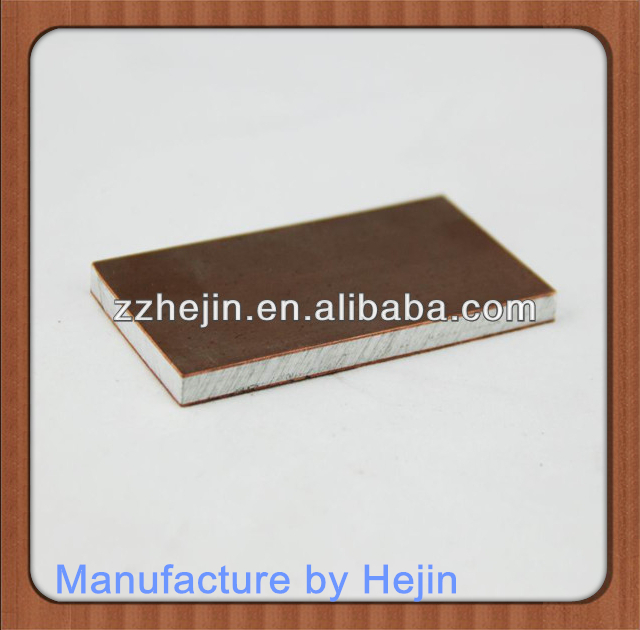 20:80 Copper Clad Aluminum Busbar (Sided composite)