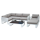 Patio Aluminum Garden Furniture Outdoor Sofa Set Designs