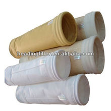 Zhejiang Tiantai Factory Polyester felt dust collector bag for power plant industry