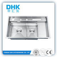 Good quality CUPC kitchen sink stainless steel sink small corner sink