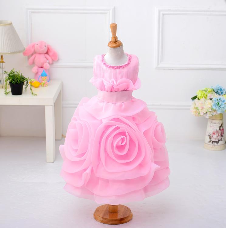 Venta al por mayor vestidos de fiesta baratos para niñas-Compre ...