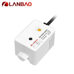 LANBAO capacitive proximity sensor Pipe liquid tank level sensor switch on