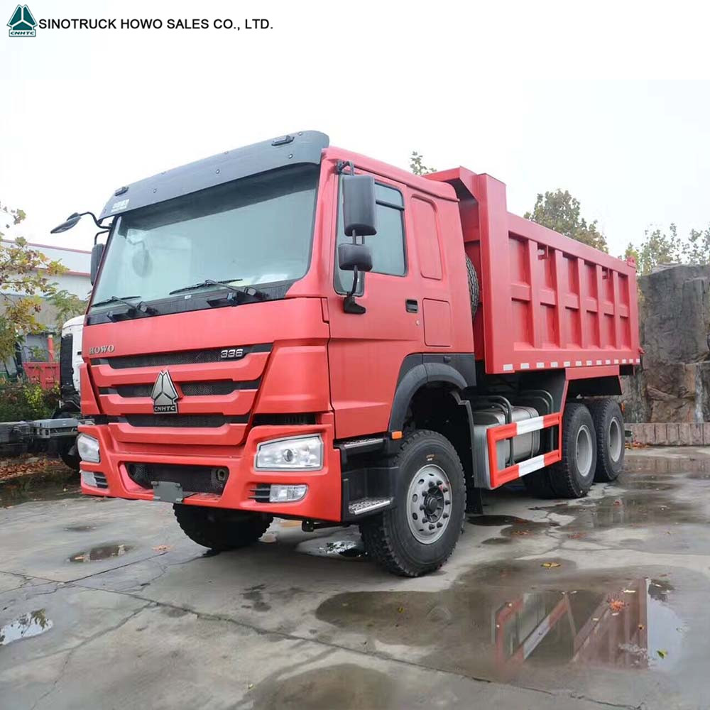 Sinotruck Howo Dumper Truck 6x4 336 371 10 Wheeler 40Ton Tipper Truck Dump Truck with low price