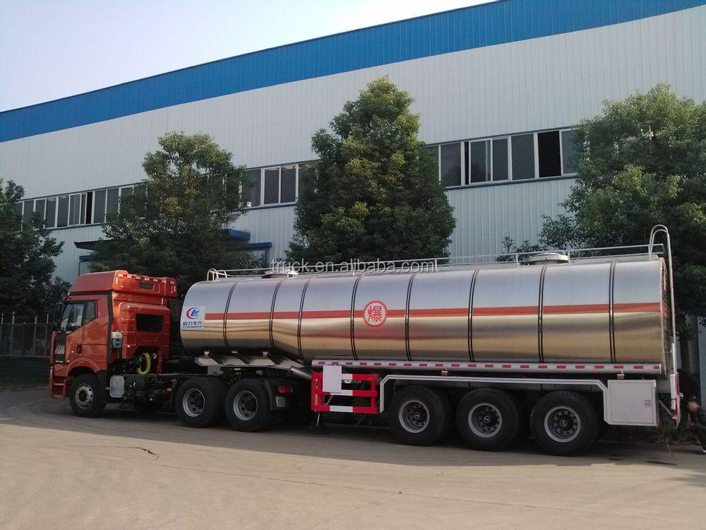 45000 Liters Clw Fuel Tanker Truck Capacity,Oil Tanker Trailers ...