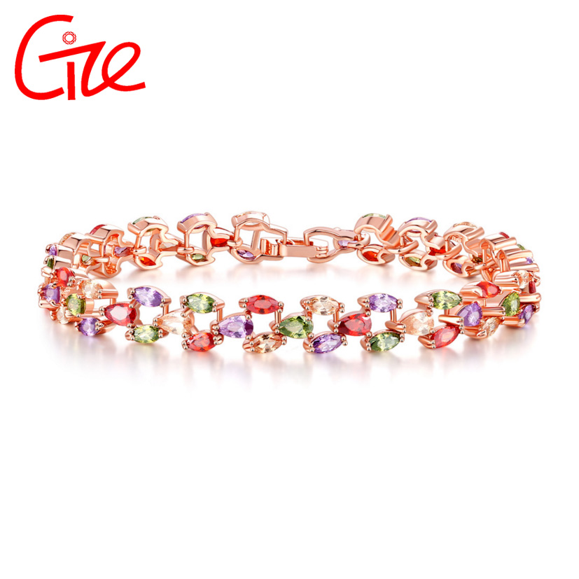 Wholesale jewellery colorful quartz bracelet bangles pulseras