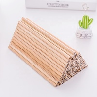 China Manufacture Custom School Pencil Supplier Eco-friendly Wooden Pencil HB Office Pencil