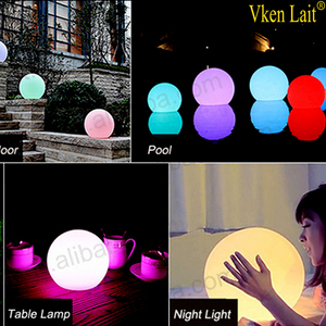 Fairy mood waterproof led light ball