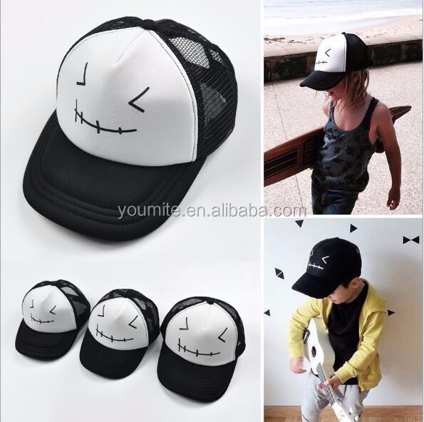 ec2421fa4 Baby Infant New Born 45cm-54cm Blank Mesh Trucker Hat Cap Kids Cap - Buy  Baby Trucker Cap,Kids Cap,Child Hat Product on Alibaba.com
