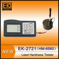 HM6560 digital portable leeb hardness tester