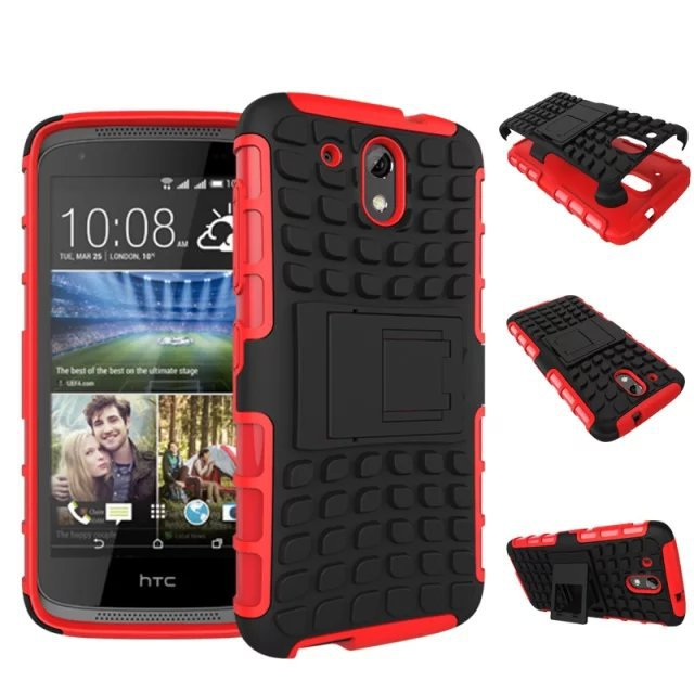 new arrival ba2a8 ec140 Stand Phone Case For Htc Desire 526 Smartphone Back Cover,Hybird Combo  Cases For Htc Desire - Buy Silicon Phone Case For Htc Desire,Case Cover For  Htc ...