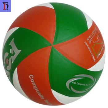 154431f178a Fox brand 12 panels Microfierb PU Laminated indoor volleyball official size  weight standard size 5 volleyball