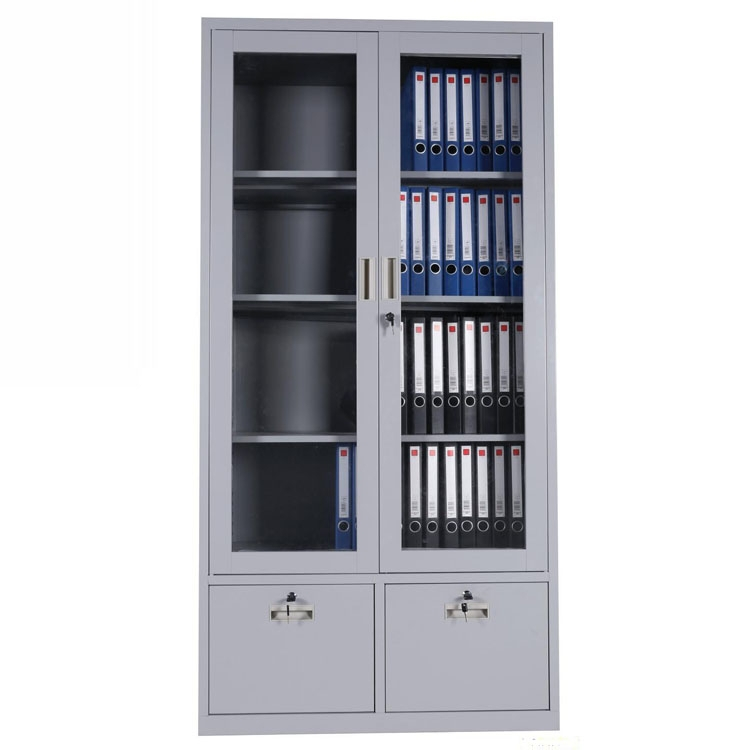Steel Inner Safe Glass Doors Filing Cabinet Malaysia Metal Storage ...