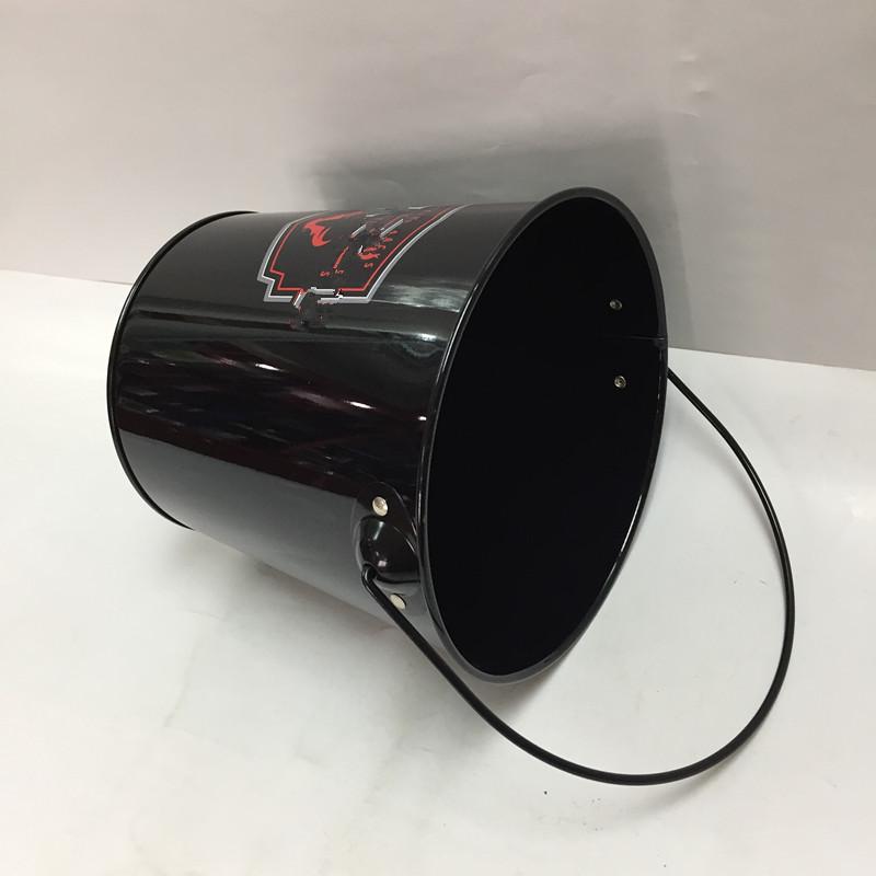 Wholesale OEM Metal Bucket Metal Pail Small Size Ice Bucket