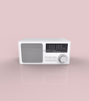 Soundspa Digital FM Clock Radio with Time Projection