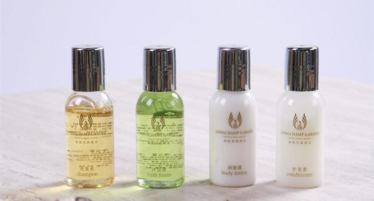 Hotel Soap Shampoo Shower Gel Disposable Hotel Amenity Set