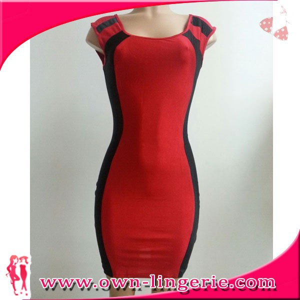 d5685a572567d حزب اللباس جنسي فتيات الصين صور، أنبوب أحمر 2014 طرف ثوب المرأة الجنس