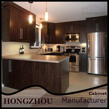China Made Best Materials For Modular Kitchen Cabinet Used Kitchen