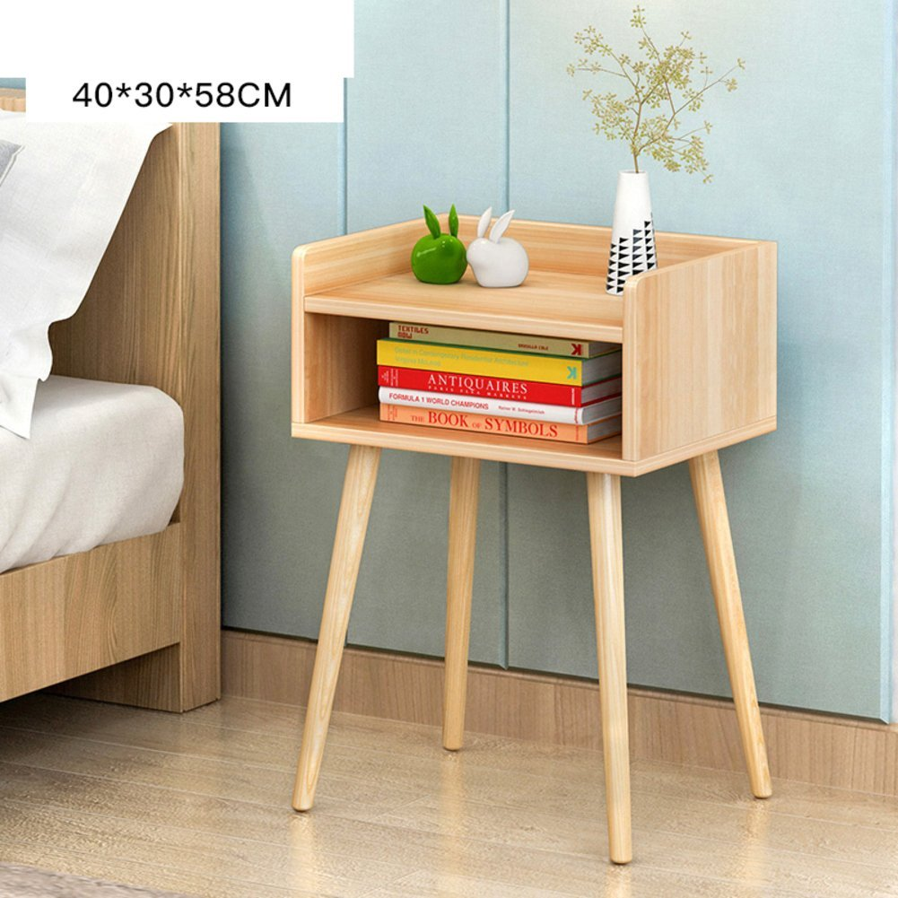 FJIWDTGYHFGT Simple and Modern Small Cabinet,Lockers Bedside Cabinet Mini Bedroom Storage Assembly-J