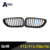 Glossy///M tri-colored abs front hood grill cho bmw 6 series f06 f12 f13