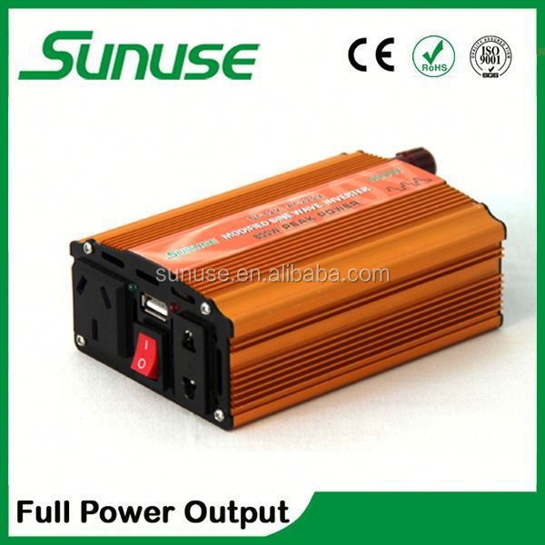 CE approved off grid inverter home inverter 1000va 600w 24v 400w with best price