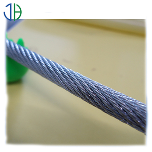 Manufacturer Non-rotating Steel Wire Rope 19X7 for Lifting