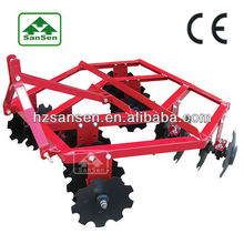 Tractor 3 point Mounted Disc Harrow /tractor 3pt implements for agriculture