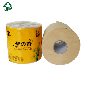 Cheap Custom Chinese Printed Bamboo Toilet Paper
