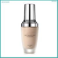 100% All Natural Organic Liquid Foundation Makeup