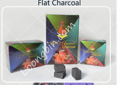 ग्रेड एक गुणवत्ता बाजार में 2.5*2.5*2.5 cm गर्म बेच नारियल घन शीश का कोयला