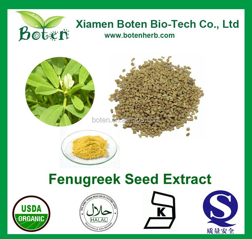20% Furostanol Saponins with Fenugreek Seed Extract