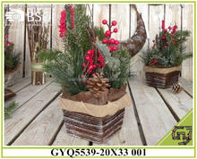 Natural material hand made decor handicrafts