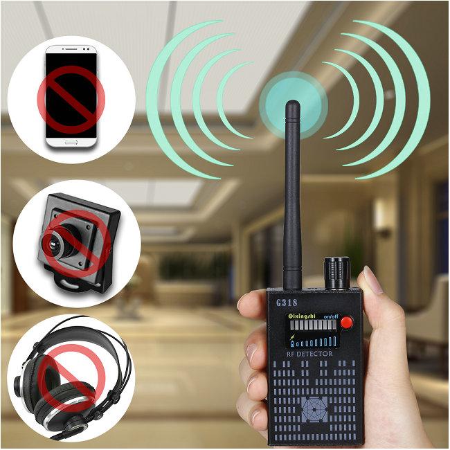 wireless camera video camera hunter finder scanner