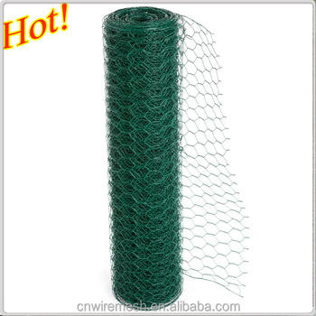 Hexagonal Chicken Wire Mesh Fish Cage Pvc Net - Buy Fish Cage Pvc ...