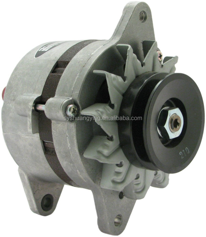 New Alternator AM100800 600-821-2340 100211-0940 AM100808 John Deere 100211-0980