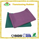 super thin Foldable Softextile organic eco friendly natural rubber yoga mat 1mm