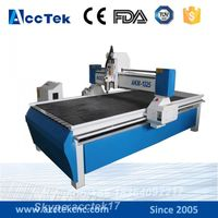 Jinan AccTek Wood CNC Milling Machine for Woodworking with 1325 Size cnc carving router price