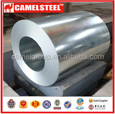 Building Materials RAL color coated steel coil importer DX51D Z Skin Finish Small Spangle PPGI Coil