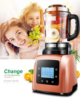 Automatic blender food processor chopper for home use