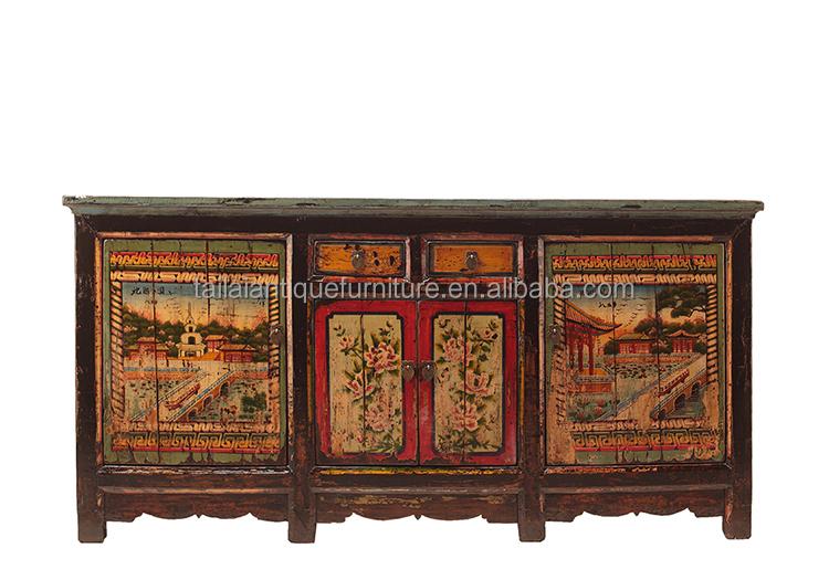 2015 chinese ruang kabinet & lama bufet lemari furniture grosir, membeli, produsen