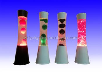 Lampe De Bureau Moderne De Lampe A Lave Lave Lampe A Paillettes