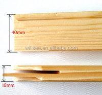 Stretcher bars-001,Pine wood canvas stretcher bar