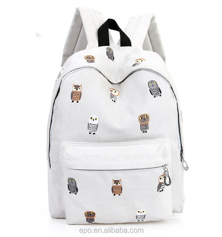 2015 Campus Backpack Fashion Girls School Bag China Manufacture ...