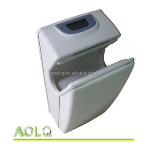 bathroom aike hand dryer for toilet with hand dryer motor wholesale
