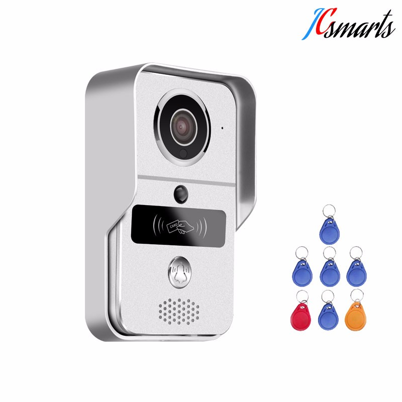 Best smart home security doorbell camera video door bell wifi motion sensor tamper alarm view on Cell phone door phone