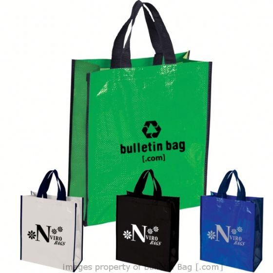 Economy cheap promotional non woven bag shopping bag with carrying handle