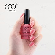 CCO High Gloss Chrome Nail Polish Gel High Quality Long Lasting Mirror Effect Nail Polish