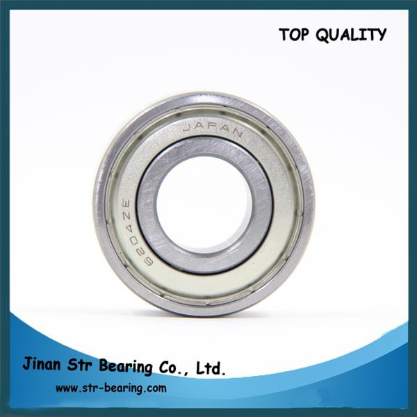 China electric motor bearing 6204zz deep groove ball for Electric motor bearing grease