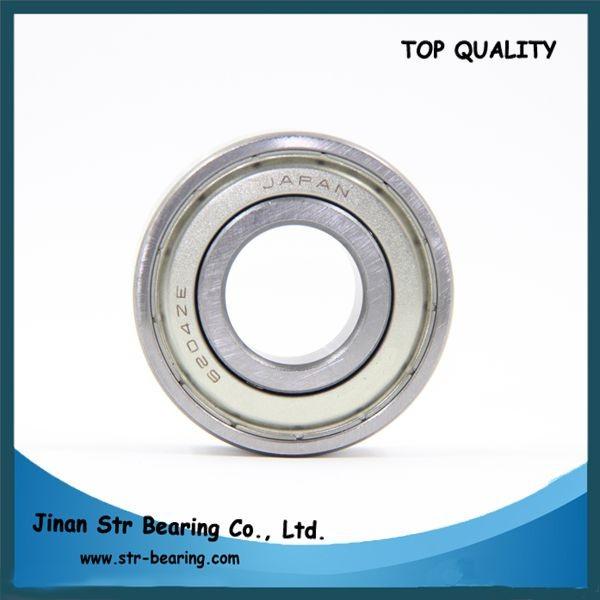 China electric motor bearing 6204zz deep groove ball for Electric motor bearing lubrication