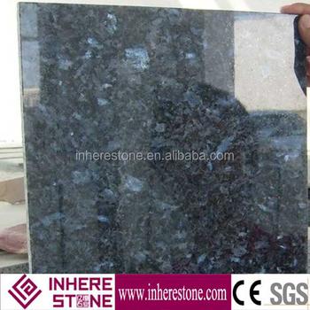 Polierte Norwegen Green Emerald Pearl Granit Küchenarbeitsplatten, Fabrik  Preis Grüne Perle Stein Küchenarbeitsplatten