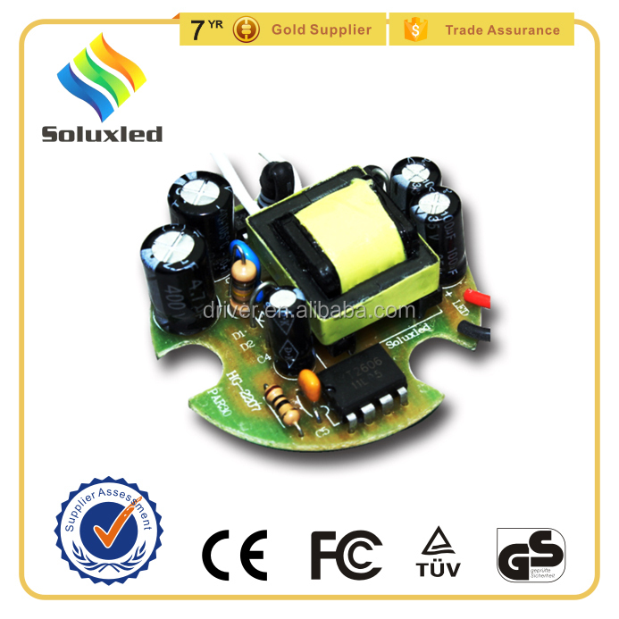 light switch 10W LED round driver
